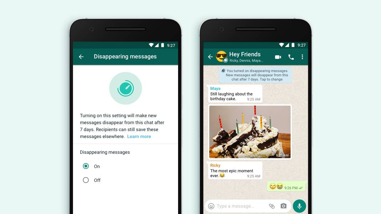 WhatsApp 'seek as soon as' messages are rolling out – here's how they work