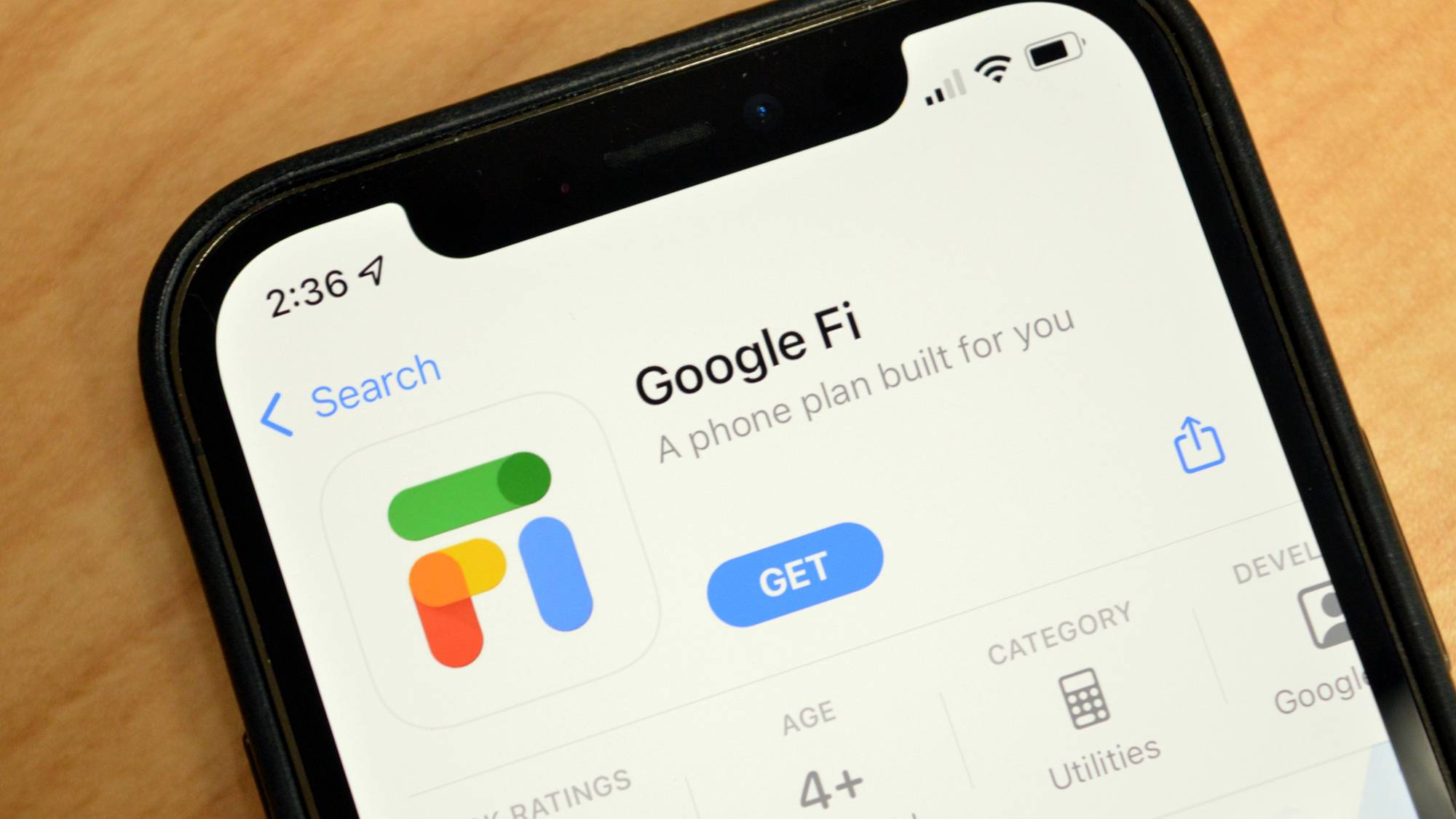 Google Fi VPN is now on hand on iPhone